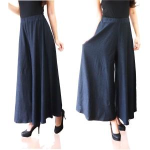 Harga celana kulot sonia jeans denim spandex celana panjang long | HARGALOKA.COM