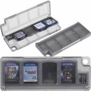 Harga album case kotak cartridge game playstation ps vita black   HARGALOKA.COM