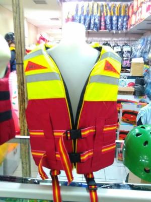 Harga life jacket pelampung anak busa ukuran s 6 12 thn | HARGALOKA.COM
