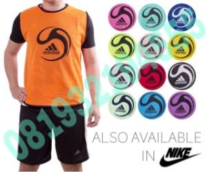 Harga jaring rompi jaring sepakbola futsal nike adidas banyak warna     HARGALOKA.COM