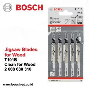 Harga Bosch T101ao Mata Jigsaw Jigsaw Blade Kayu Clean For Wood Katalog.or.id