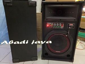 Harga murah speaker aktif polygrand pa 121usb mmc fm subwoofer bass | HARGALOKA.COM