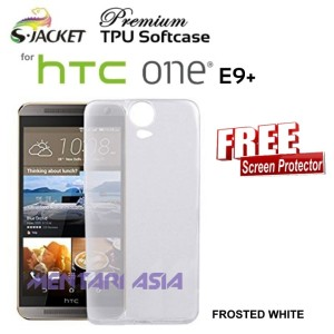 Harga softcase for htc one e9 plus s jacket premium frosted tpu free sp   HARGALOKA.COM