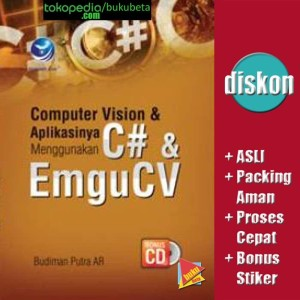 Harga computer vision bonus cd   budiman putra | HARGALOKA.COM