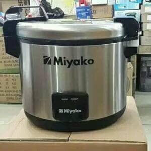 Harga magic jar penghangat nasi merk miyako 201 ukuran 20 | HARGALOKA.COM