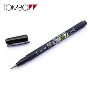 Katalog Tombow Fudenosuke Brush Pen Hard Tip Black Katalog.or.id