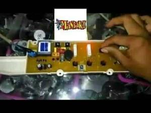 Info Modul Mesin Cuci Sharp 1 Tabung Katalog.or.id