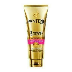 Harga pantene 3 minute miracle conditioner hair fall damage control 70 | HARGALOKA.COM