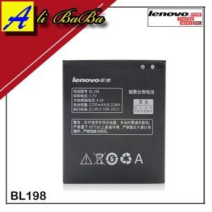 Harga baterai handphone lenovo bl198 lenovo a830 a850 a859 s880 s890 | HARGALOKA.COM
