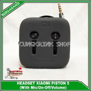 Harga headset handsfree earphone xiaomi piston 3 original 100 | HARGALOKA.COM