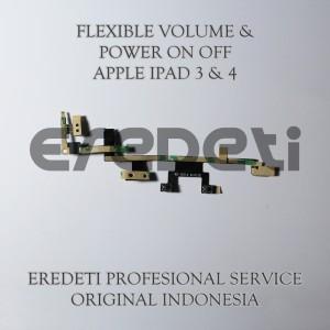 Harga flexible volume amp power on off apple ipad 3 amp 4 | HARGALOKA.COM