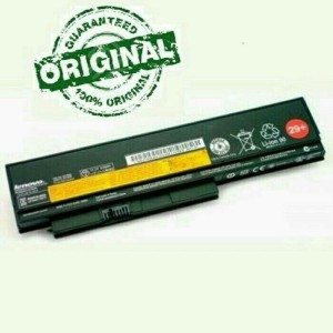 Harga batere ori lenovo thinkpad x230 x220 x220i x220s x230i baterai | HARGALOKA.COM