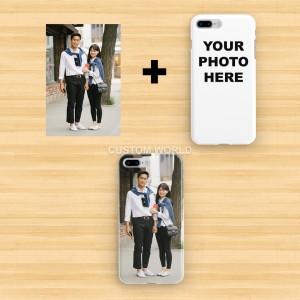 Harga custom case premium hard soft semua hp pakai foto atau gambar | HARGALOKA.COM