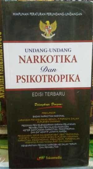Harga buku undang undang narkotika dan psikotropika edisi   HARGALOKA.COM