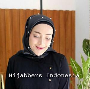 Harga hijab jilbab organza mutiara premium silk | HARGALOKA.COM
