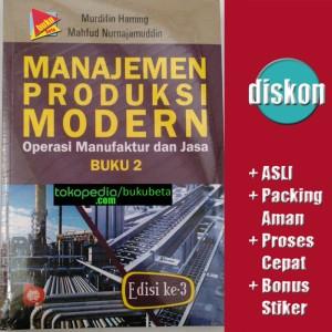 Harga manajemen produksi modern buku 1  murdifin haming mahfud | HARGALOKA.COM