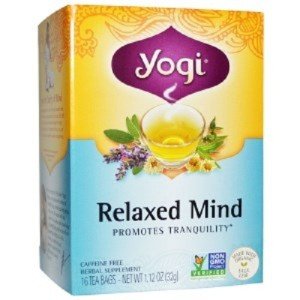 Harga yogi tea relaxed mind caffeine free 16 tea bags 32 | HARGALOKA.COM