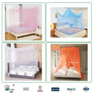 Harga kelambu kasur gantung kotak kado bayi anak dewasa ranjang tidur nyamuk   merah   HARGALOKA.COM
