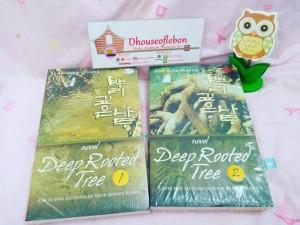 Harga novel korea deep rooted tree 1 2t | HARGALOKA.COM