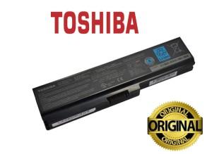 Harga baterai original laptop toshiba satellite c600 c640 model | HARGALOKA.COM