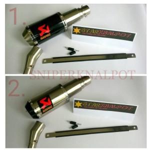 Harga knalpot ninja 250 ninja 250fi abs karbu rr mono r25 mt25 cbr 250rr | HARGALOKA.COM