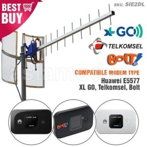 Harga antena yagi txr185 huawei e5577 xl go telkomsel bolt dual | HARGALOKA.COM