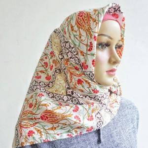 Harga jilbab segi empat tanah abang   HARGALOKA.COM