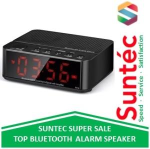 Harga taffware radio portable kd 66 desktop bluetooth speaker alarm | HARGALOKA.COM