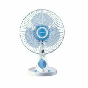 Harga kipas angin duduk desk fan miyako 9 inch | HARGALOKA.COM