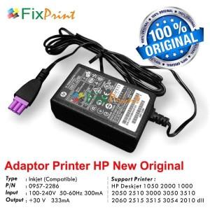 Harga adaptor power hp printer 2010 2020hc 2025hc 2515 0957 2286 30v | HARGALOKA.COM