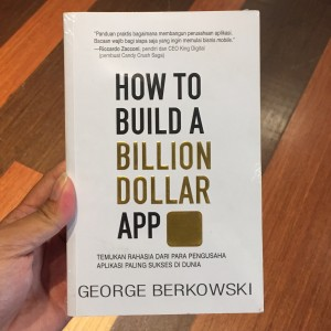 Harga how to build a billion dollar | HARGALOKA.COM