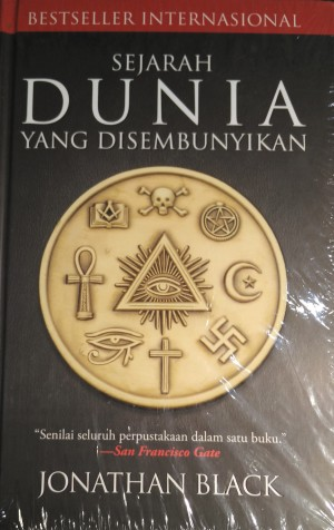 Harga buku sejarah dunia yang disembunyikan hard cover original | HARGALOKA.COM