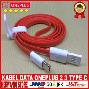 Harga kabel data usb oneplus 2 3 type c original 100 fast charging   | HARGALOKA.COM