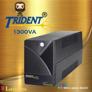 Harga ups laplace trident 1300 line interactive ups with | HARGALOKA.COM