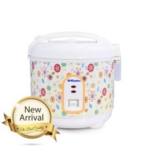 Harga miyako mcm 609 penanak nasi serbaguna 0 6 l magic jar cooker magic | HARGALOKA.COM