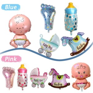 Harga Balon Foil Baby Boy And Girl By Esslshop2 Katalog.or.id
