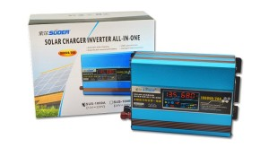 Harga Hibrid Solar Power Inverter 1400va With Controller Suoer Katalog.or.id