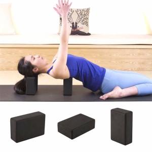 Katalog Balok Yoga Yoga Brick Yoga Block Warna Hitam Limited Edition Black Katalog.or.id