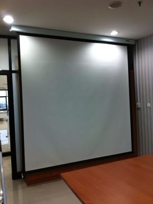 Harga screen projector hq 84 34 | HARGALOKA.COM