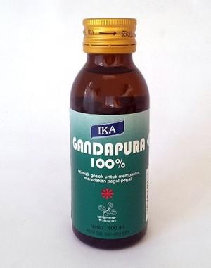 Harga ika gandapura 100 60 ml minyak | HARGALOKA.COM