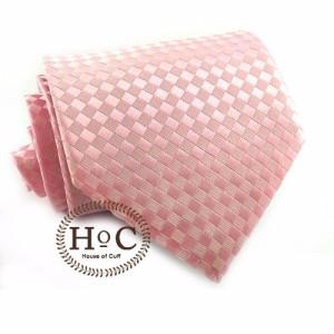 Harga dasi neck tie slim polos wedding best man square pink light tie   2 | HARGALOKA.COM
