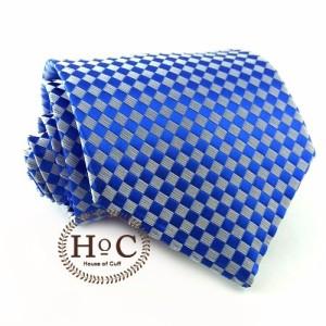 Harga dasi neck tie slim polos wedding best man square blue tie   2 | HARGALOKA.COM