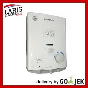 Harga pemanas air gas water heater wasser wh 506 a lpg   wasser wh | HARGALOKA.COM
