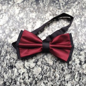 Harga bowtie bow tie dasi kupu motif wedding best man neck | HARGALOKA.COM