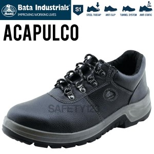 Katalog Sepatu Safety Shoes Bata Acapulco Katalog.or.id