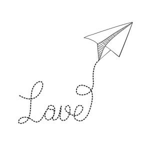 Harga lolitattoo temporary tattoo love paper   HARGALOKA.COM