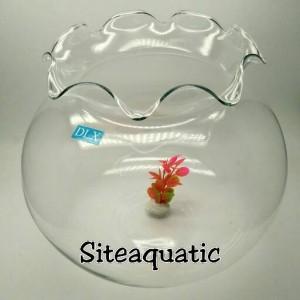 Harga aquarium toples ikan shella 9l khusus   HARGALOKA.COM