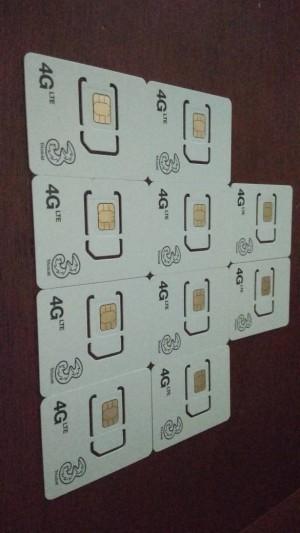 Harga kartu perdana upgrade tri 3 ke 4g | HARGALOKA.COM