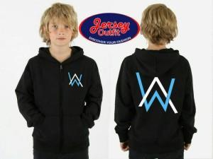 Harga jaket sweater anak alan walker aw kid kids anak bayi balita | HARGALOKA.COM