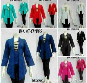 Harga kebaya kartini blouse batik kutubaru baju batik baju | HARGALOKA.COM